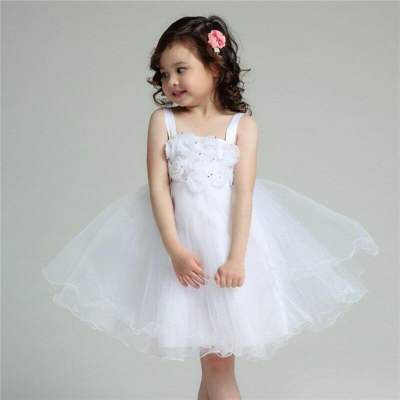 Свадебные платья для детей 8 лет