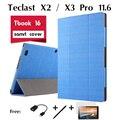 Для Teclast X3/X2 Pro защитный caseTbook 16 tablet PC 11.6 дюймов специальный поддержки shell воротник для лошади 2016 Новый крышка