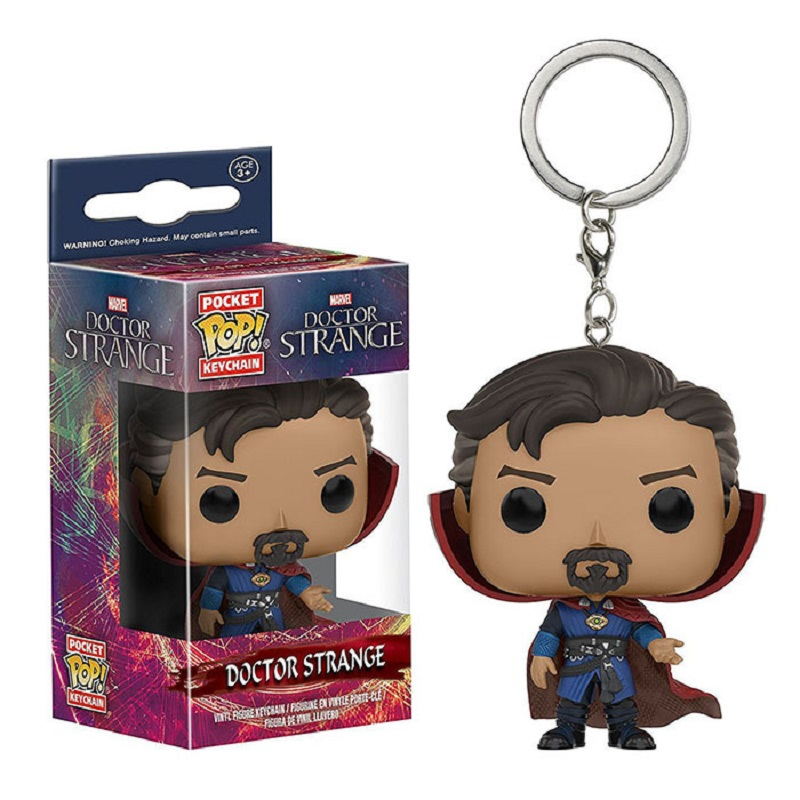 pop-font-b-marvel-b-font-super-hero-doctor-strange-pocket-pop-keychain-vinyl-action-figure-bobble-head-q-edition-collectible-toys-for-children