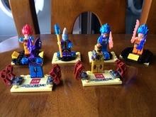 2018 New Hot Sale JLB 6 pcs Building Blocks Define Bricks Modelo brinquedos Para Crianças Presentes para Crianças Compatíveis com Legoed Dragon Ball Z