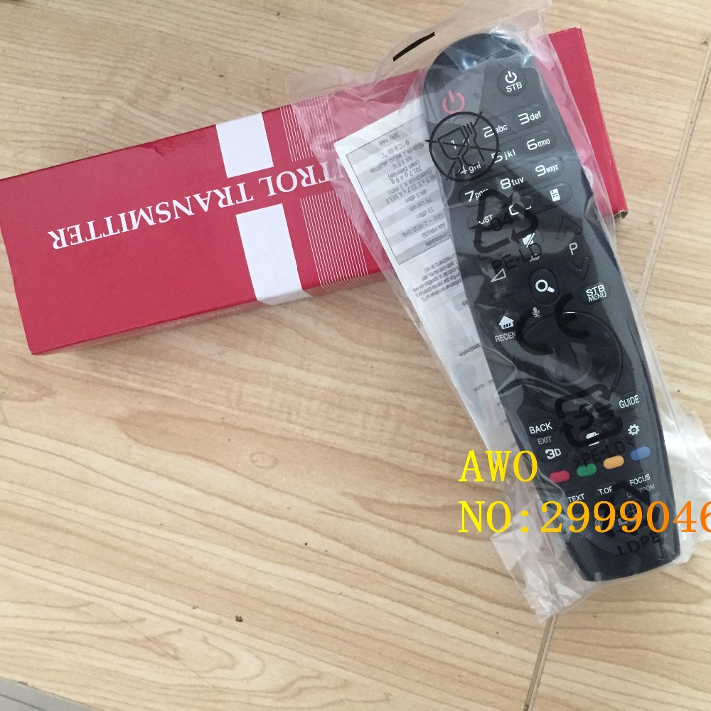 REPLACEMENT (English version) New Genuine AN-MR650 ANMR650 Magic Motion Remote Control with Browser Wheel for LG 3D smart TV 1 pc new replacement tv remote control for samsung ak59 00172a for dvd blu ray player bd f5700 without battery