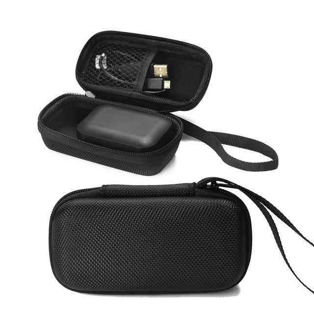 3a60ae0c41f Storage Case Bag For Jabra Elite Sport True Wireless Waterproof Fitness &  Running Earbud Portable Carry Protective Case Pouch