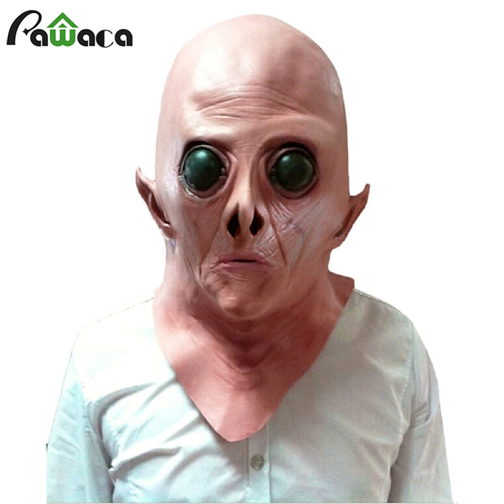 Aliexpress.com : Buy Halloween Easter Terror Mask Vinyl Scary ...
