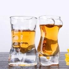 Прозрачная стеклянная чашка для вина, прозрачная чашка для пива, сока, прочная креативная чашка, KTV бар, виски, ледяные стаканы для украшения бара