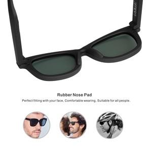 Image 3 - Original Design Sunglasses LCD Polarized Lenses Electronic Transmittance Mannually Adjustable Lenses Sun glasses Vintage Frame