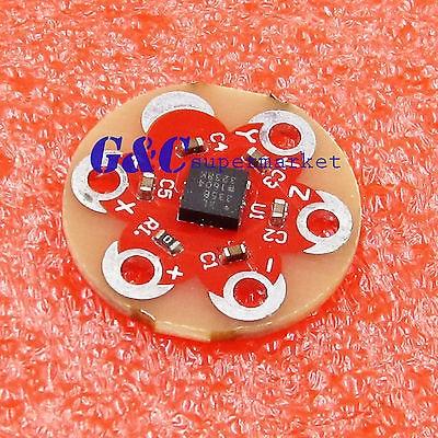 Для lilypad акселерометр adxl335 mems датчик для mega 2560