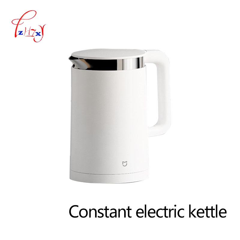 2017 Original Electric Water Kettle Constant Temperature Wireless Control Kettle 1.5L Thermal Insulation teapot 1pc smart app control original xiaomi mijia 1 5l constant temperature electric water kettle 24 hour thermostat hot water maker