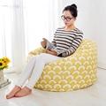 Bean Bag Fabric Modern Living Room Chairs