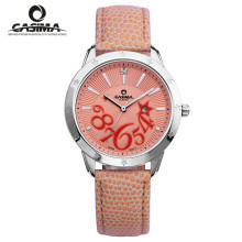 Luxury brand women watch fashion leisure Calendar 50 meters waterproof Quartz wrist watch CAISMA2803