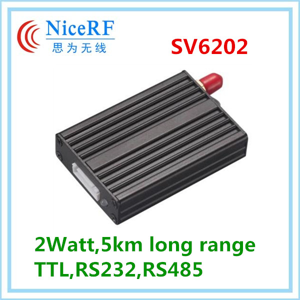 2sets/lot 5km 470MHz | 433MHz 2W RF wireless long range transceiver module kit ( SV6202+sucker antenna+dongle)2sets/lot 5km 470MHz | 433MHz 2W RF wireless long range transceiver module kit ( SV6202+sucker antenna+dongle)
