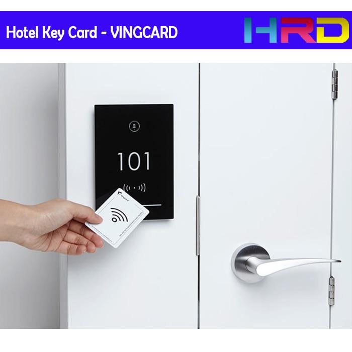 R$ 74 4  [10 pçs/lote em branco cartão VINGCARD] keycard hotel quarto de  hóspedes m1 1 k s50 cartão em branco pvc 13 56 MHz controle de acesso