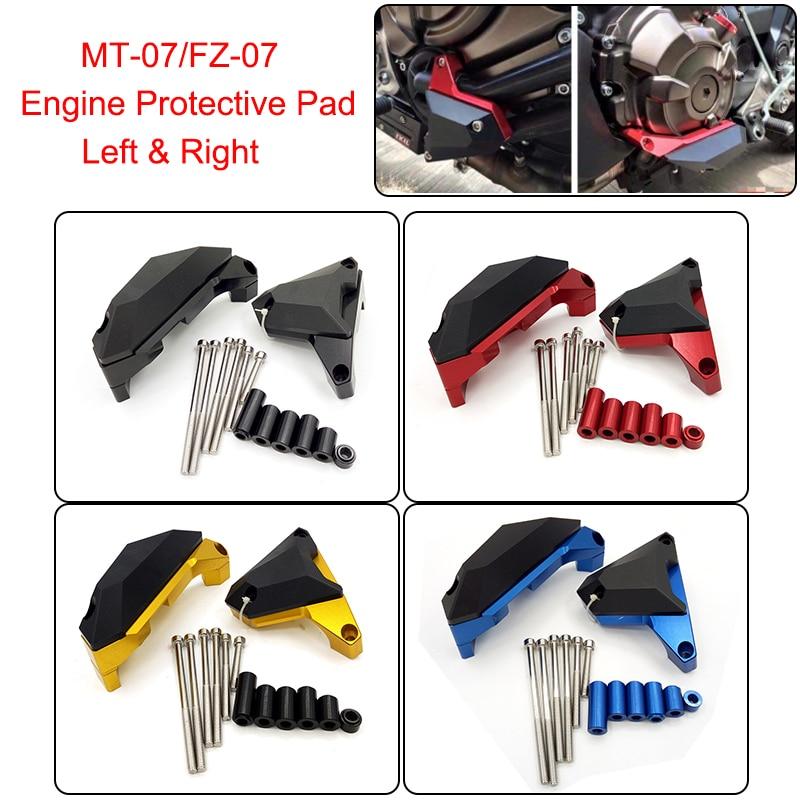 Dark Blue Billet CNC Gas Fuel Cap Bolts Fit MT-07 FZ-07 14-17 14 15 16 17
