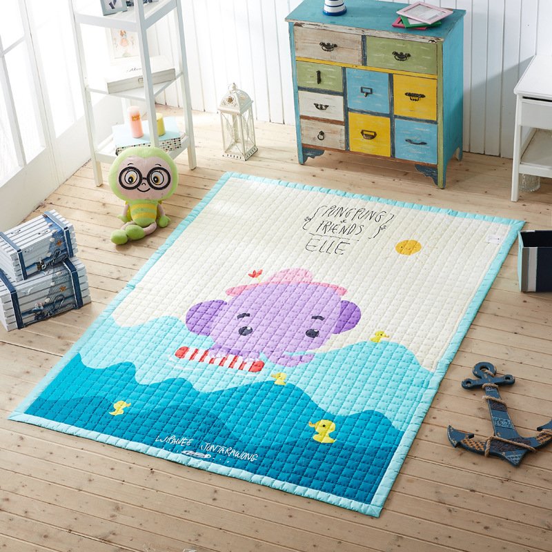 150x200CM Baby Playing Crawling Mats Thickening Playing Mats for Baby High Quality Kids Playing Mat Kids Activity Safe Floor Mat