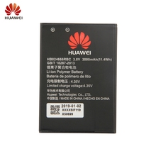 HuaWei Original HB824666RBC Battery For Huawei E5577 E5577Bs-937 Genuine Replacement Phone 3000mAh