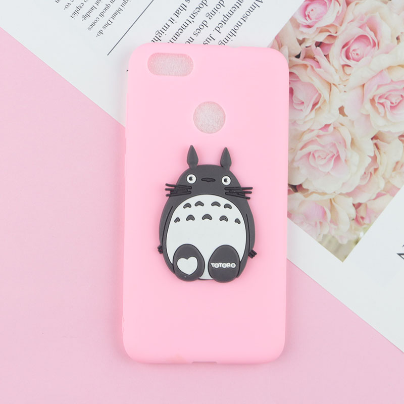 Cute Cartoon Cat Case For Google Pixel 2 Pixel2 XL Cases Soft Silicon Phone Cover