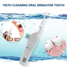 Teeth Cleaning Oral Irrigator Tooth Whitener Remove Stains Dental Equipment Health Care