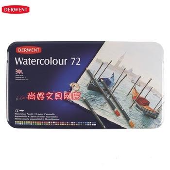 72 watercolor pencils with box