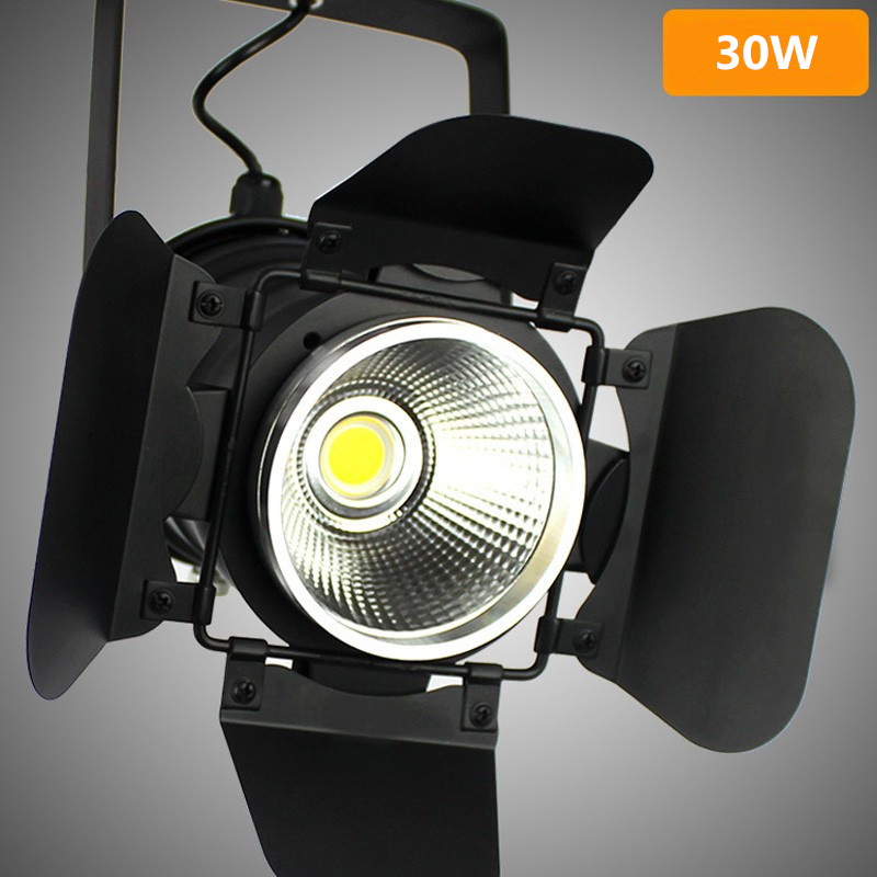 New 30W COB LED Track light AC 85V-265V integration lights energy savinig lamp for store shopping mall restaurant store Bar