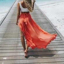 Sexy Bikini Pareo Beach Cover Up 2018 New Swimwear Women Solid underwear Beach Dress Plus Size robe de plage saida de praia
