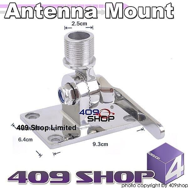 5-827-001 RM-S01 acero inoxidable antena Ratchet monte