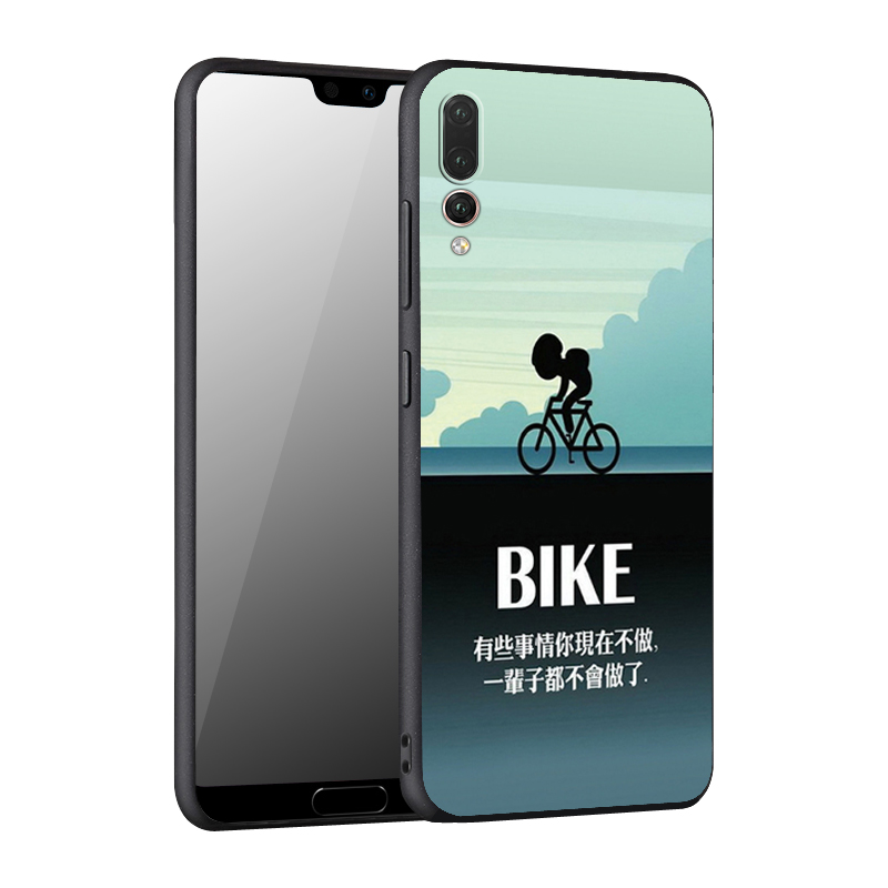 Huawei p20 pro Case 3D Relief Cartoon Cover Silicone Case For Huawei p20pro Phone Case Huawei p 20 pro Case