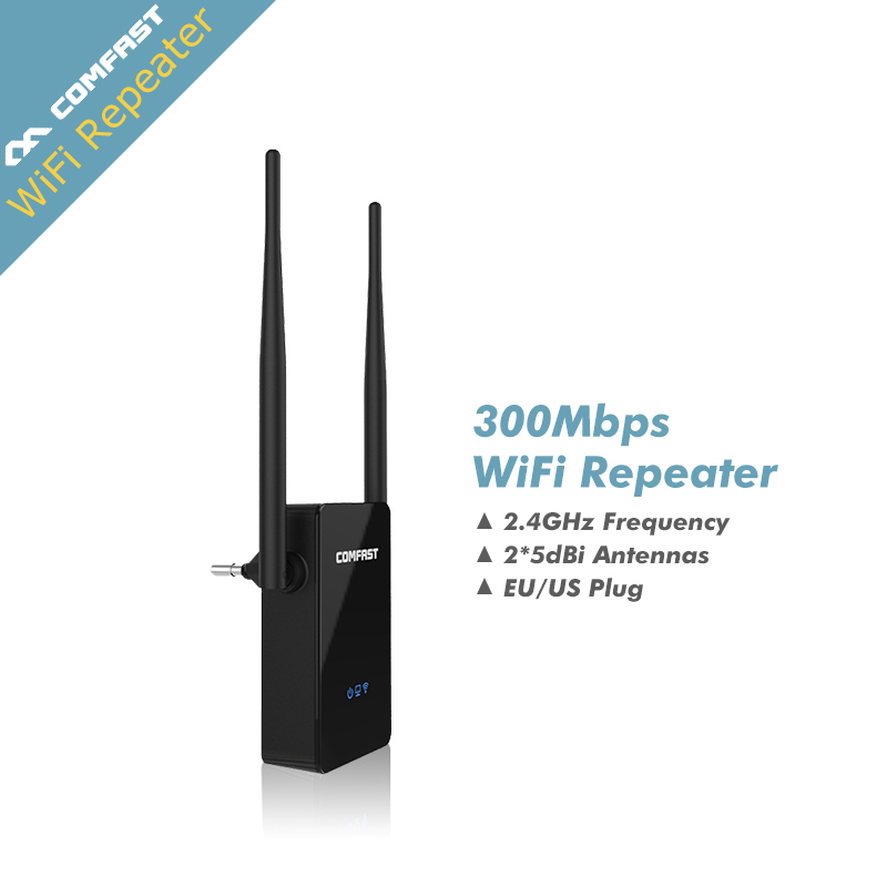 300Mbps Wireless n WIFI Extender Repeater 802 11n b g WiFi Routers Wifi Repeaters Wi Fi