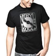 VINYL RULES men's t-shirt