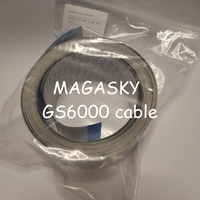1 piece Long data cable use for Epson GS6000 printer , 40pins 3700mm