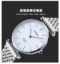 Hot montres femmes Top marque de luxe montres femmes complet en acier inoxydable Casual montre Relogio Masculino mode heures 8973B