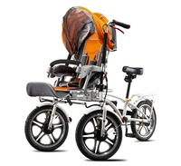 yabby taga stroller bike taiwan mother baby travel tricycle