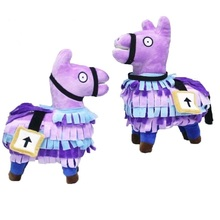 hot deal buy new alpaca doll stuffed plush animals toy doll decoration plush 25cm/9.84