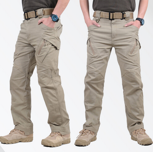 Tactical Men Pants Combat Trousers Army Military Pants Men Cargo Pants For Men Military Camouflage Style Casual Pants XXXL