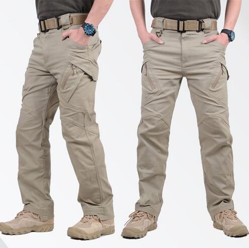 Tactical Men Pants Combat Trousers Army Military Pants Men Cargo Pants For Men Military Camouflage Style Casual Pants XXXL