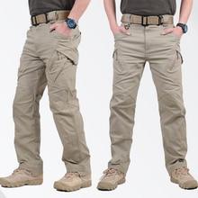 Tactical Men Pants Combat Trousers Army Military Pants Men C