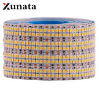 5m 2835 LED Strip Light Warm White / Cold White 240LEDs/m 480LEDs/m Flexible Tape Ribbon Led Light Strip Lighting DC 12V / 24V