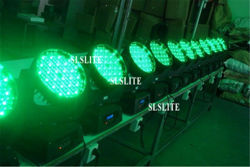 4 pçslote 108X3 W Moving Head LED