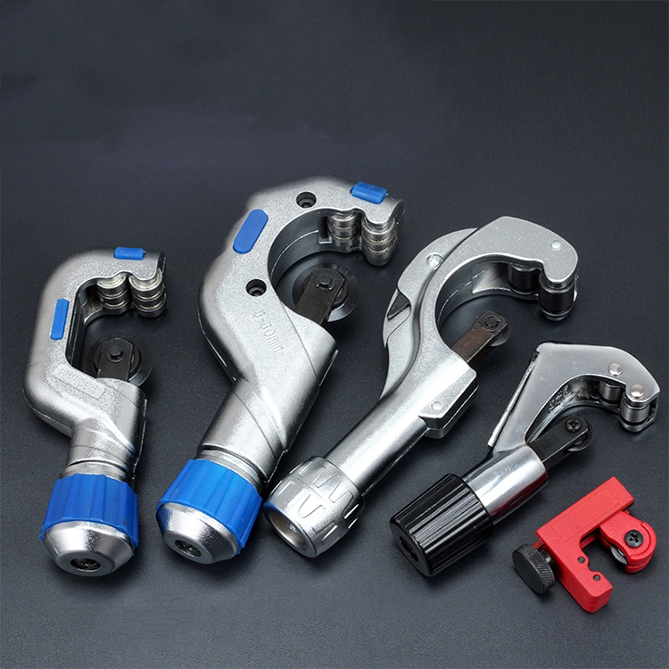 Keyhole Pipe Cutter Cutter Bearing Copper Tube Aluminum Tube Blade Pipe Cutter Cutter Refrigeration Repair Tool  цены