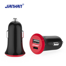 Dual Ports USB Car Charger 3.1 Type C Port and 2.0 5V 3A Adapter for Huawei Samsung LG iPhone