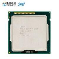 Intel Core i5 2450P Desktop Processor i5 2450P Quad Core 3.2GHz 6MB L3 Cache LGA 1155 Server Used CPU