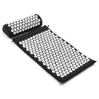 Acupressure Massage Cushion Pillow Yoga Mat Bed Pilates Nail Needle Pressure Shakti Neck Relieve Stress HealthCare