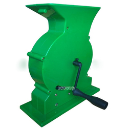 Handle lotus peeling machine ABS injection molding Material, cutting diameter 14-20 mm, Funnel Size 11*21cm Double knives