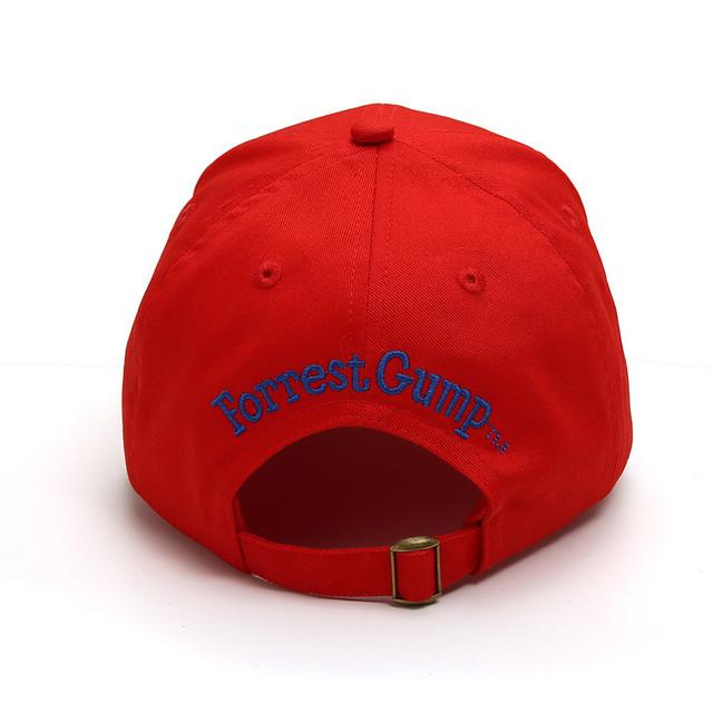 Takerlama 1994 Bubba Gump Shrimp CO. Baseball Hat Forrest Gump Costume Cosplay Embroidered Snapback Cap Men&Women Summer Cap