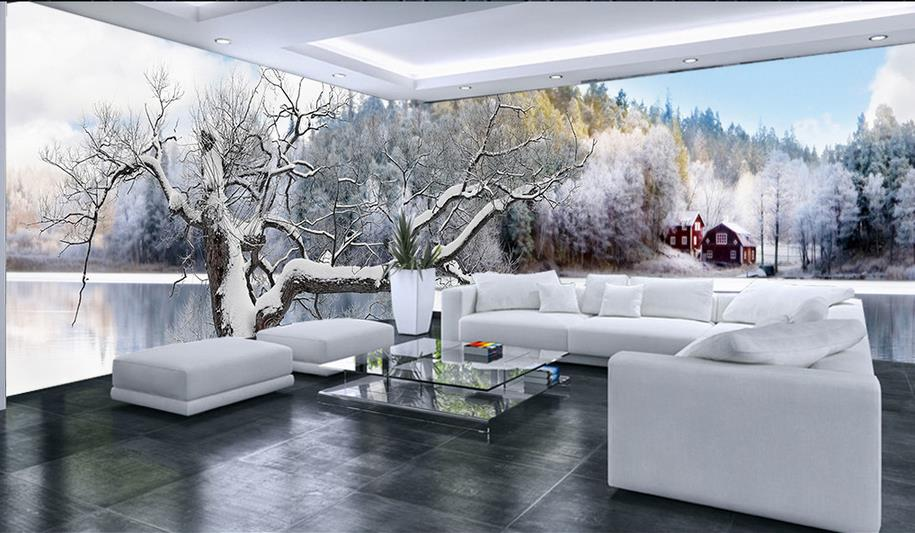 Online get cheap free winter wallpapers for 3d wallpaper for kitchen walls