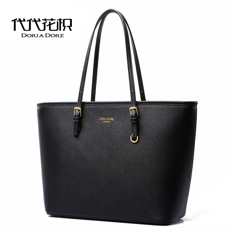 Large Capacity Luxury Handbags DORIA DORE Women Bags michael Handbags same style