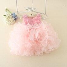 Многослойное розовое платье для маленьких девочек платье принцессы, пурпурное платье мини для девочек Vestido 2021 вечерние комплекты для мален...