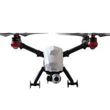 Walkera FPV Quadcopter UFO Voyager 3 with DEVO F12E/4K Camera RTF RC Drone with Follow me Function&360 angle  view