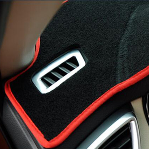 Image 5 - Коврик TAIJS для приборной панели автомобиля, коврик для приборной панели для Toyota RAV4 Vanguard XA30 2006 2007 2008 2009 2010 2012, коврик для приборной панели, крышка приборной панели