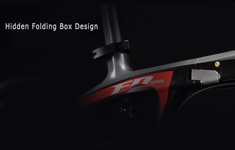 Folding bike -X-10