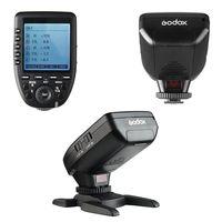 nikon sony Godox Xpro Xpro-C / N / O / S / F / P 2.4G TTL פלאש אלחוטי משדר טריגר X מערכת HSS 1 / 8000s עבור Canon Nikon Sony אולימפוס פוג