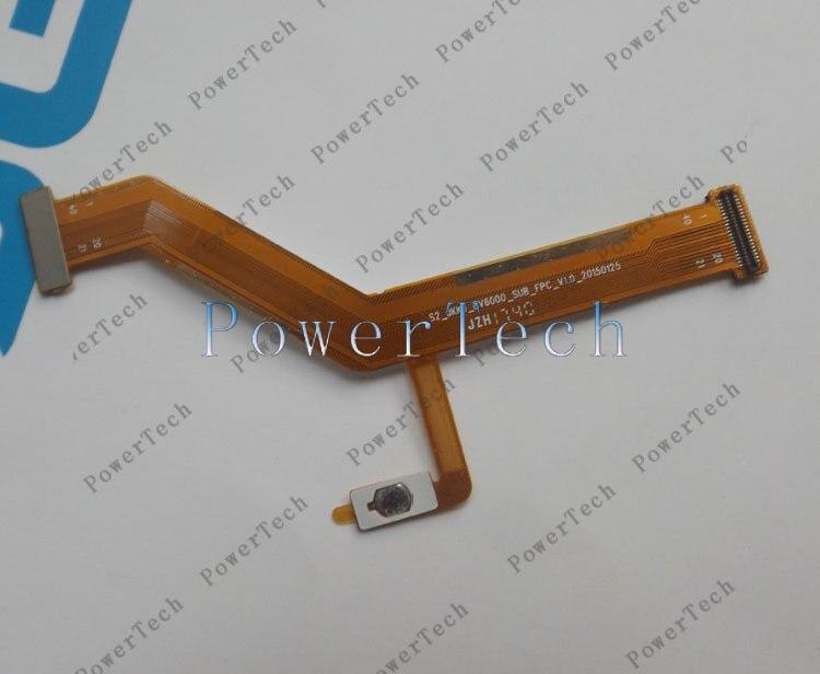 Nouveau Blackview BV6000S Carte Mère à Charge USB Conseil FPC pour Blackview BV6000 Mobile Téléphone Livraison gratuite